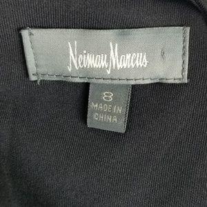 Neiman Marcus Dresses - Neiman Marcus dress size 8 black lace hem stretchy